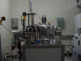 RF/DC Magnetron Sputter for Various Metals